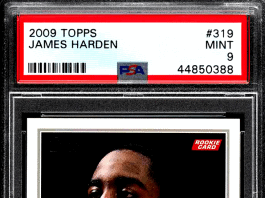 james harden rookie card review