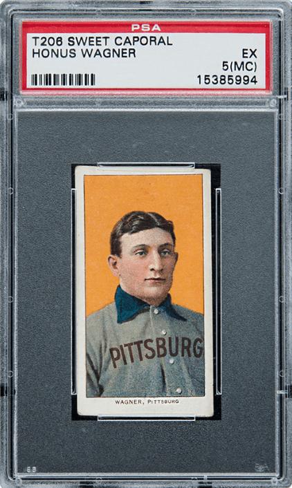 Baseball Card Investing