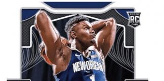2019 NBA Prizm Checklist