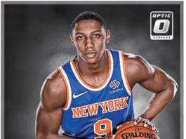 2019 Donruss Optic Basketball Checklist