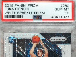 Best Luka Doncic Prizm Cards