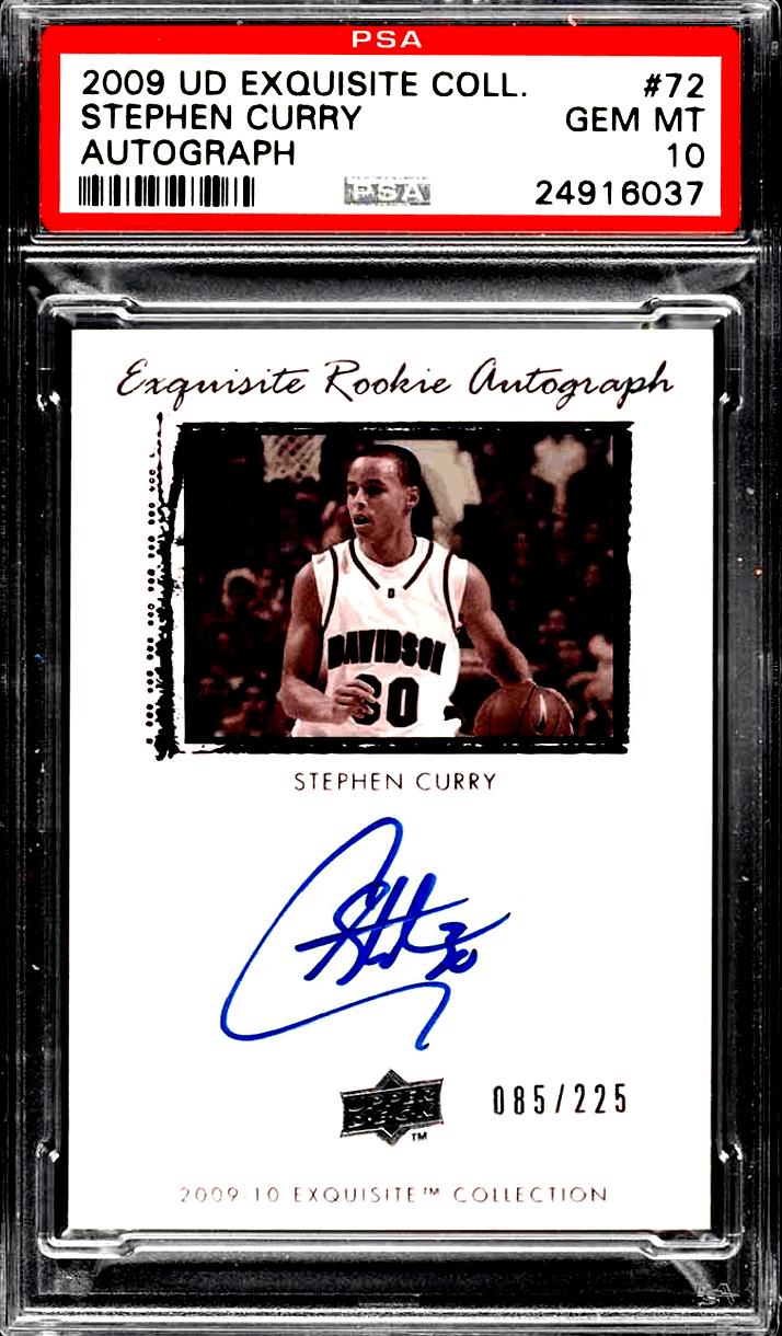 stephen curry rookie card ebay