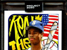 Ken Griffey Jr. Baseball Cards