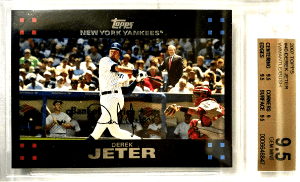 derek jeter error card