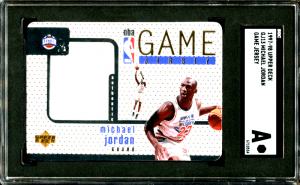 most expensive michael jordan basketball card