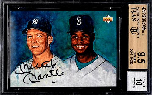 1990s valuable baseball cards