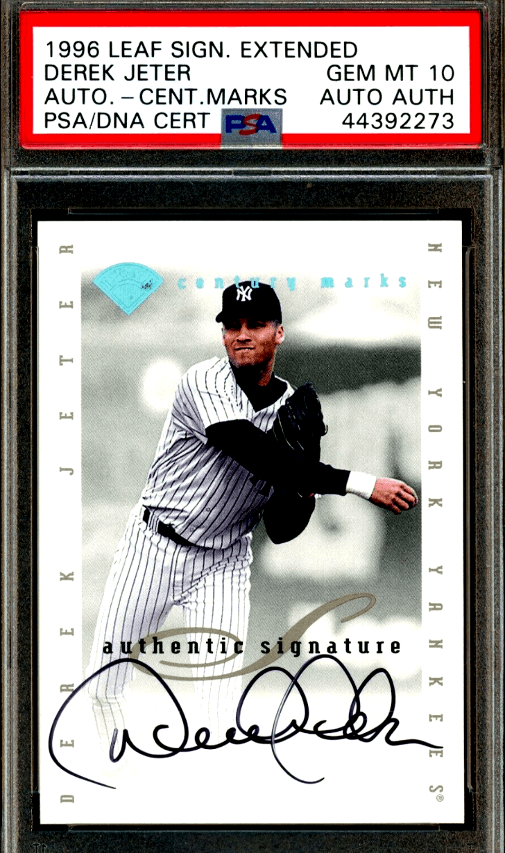 7 Most Valuable Baseball Cards From The 1990 S
