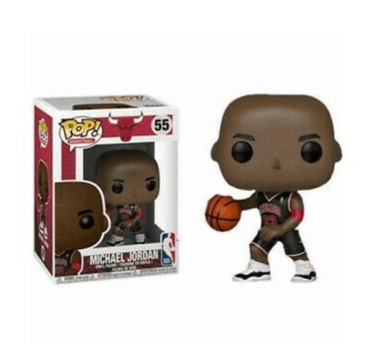 Michael Jordan Funko Pop bulls black