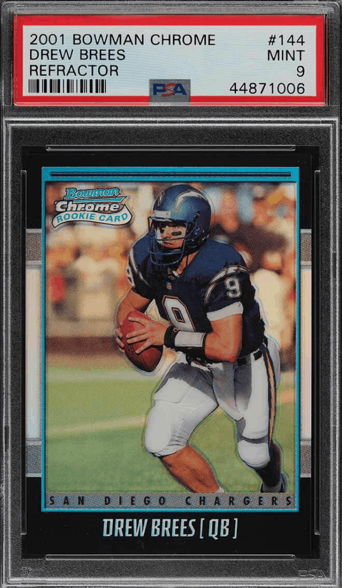 best football rookie cards to collect