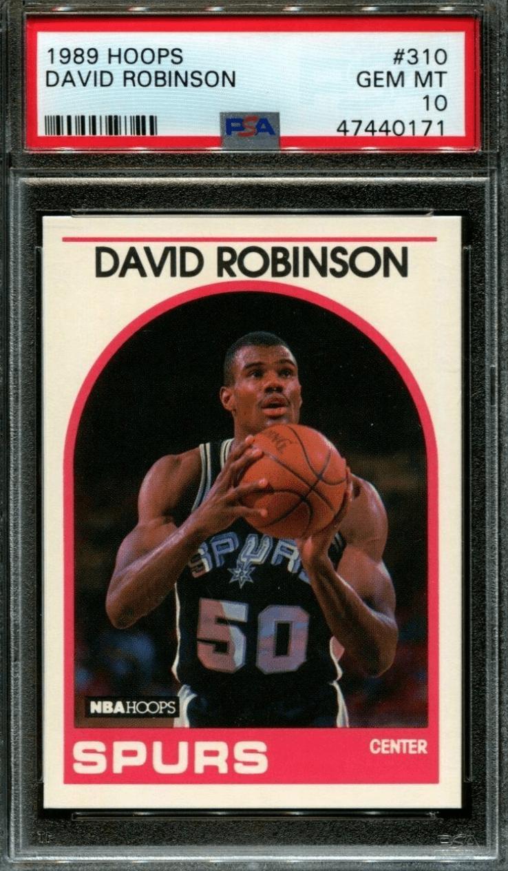 310 DAVID ROBINSON RC