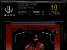 2019-20 Panini Prizm Basketball Parallels