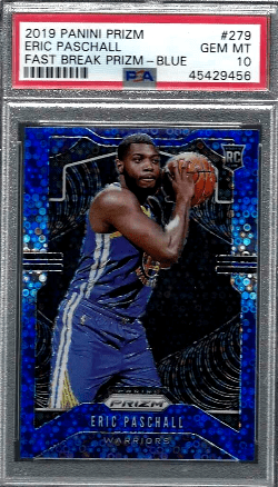 2019-20 Prizm Basketball PARALLELS