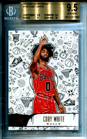 Coby White Rookie Card Value
