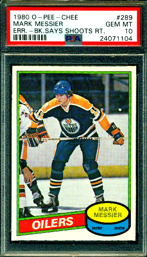 The 7 Most Expensive Hockey Cards From the 1980s