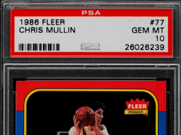 Chris Mullin rc