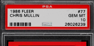 Chris Mullin rc