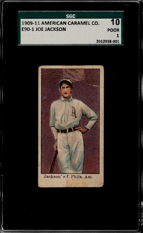 valuable rare baseball cards