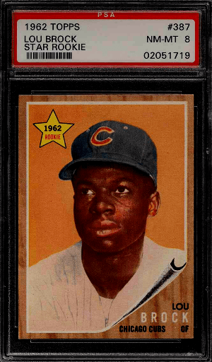 Top 10 Most Valuable Baseball Cards from the 1960s