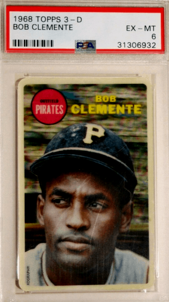 1960s baseball cards most expensive
