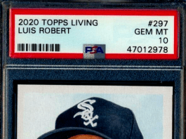2020 Topps Living Set Baseball print runs
