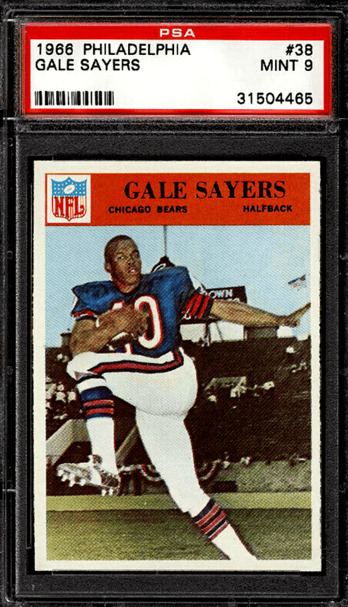 Football Running Back Rookie Cards