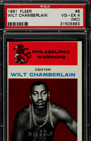 NBA Centers of All-Time and Their Best Rookie Cards
